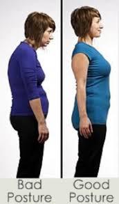 bad posture versus good posture 2