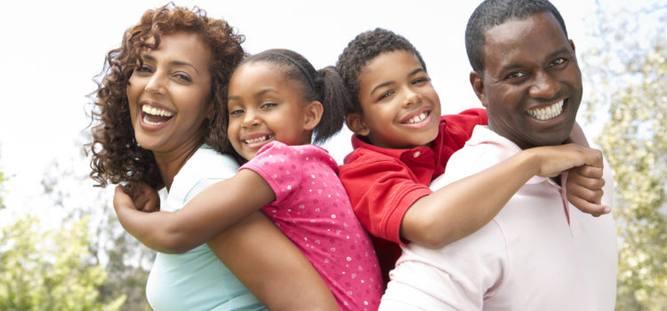 Family  Is Central To Health And Fitness