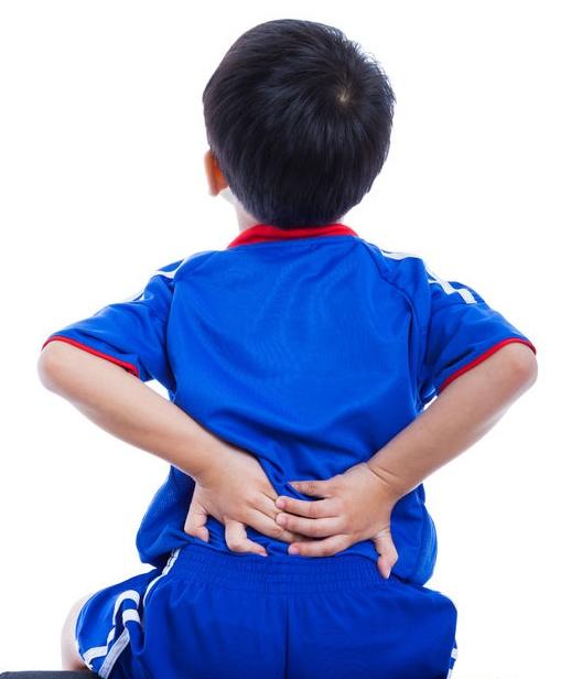kids back pain