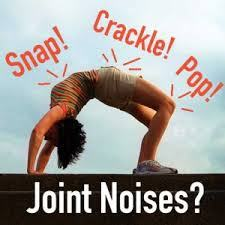 Is Your Breakfast And Your Joints Making The Same Noise?