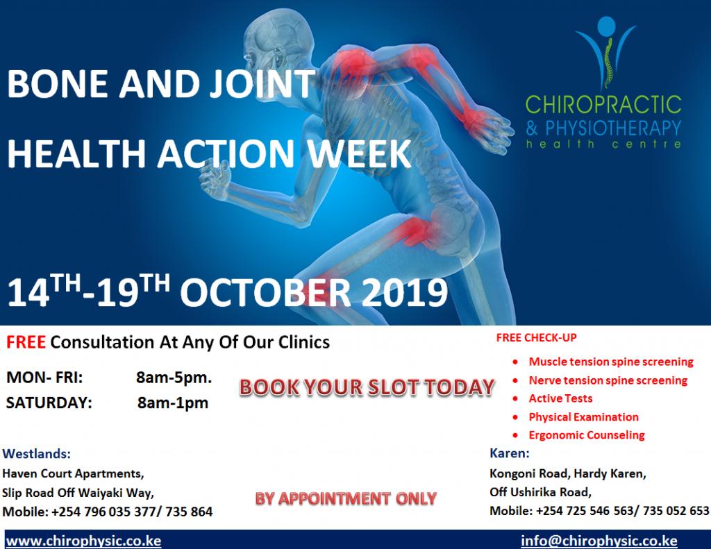 International Bone & Joint week