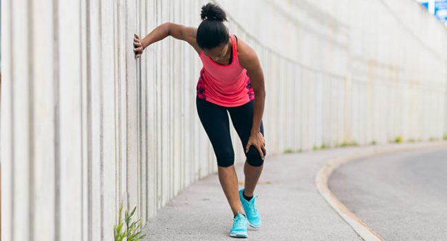My Knees Hurt While Running, What Can I Do?
